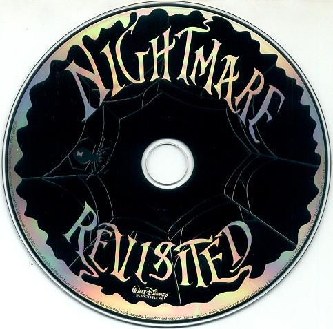amiina_dr finkelstein - nightmare before christmas-cd-album