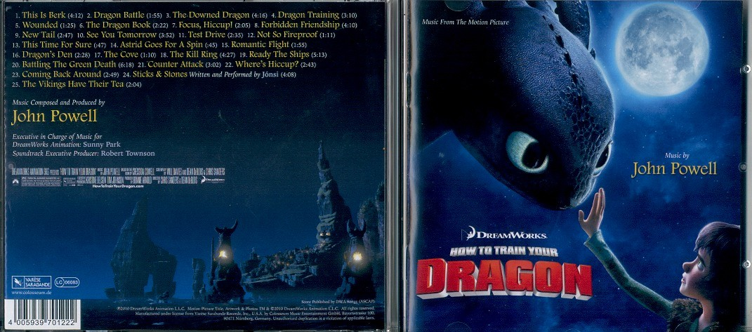 Image result for how to train your dragon soundtracks